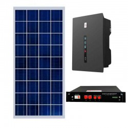 KIT SOLAR LITIO 6,6 KWh...
